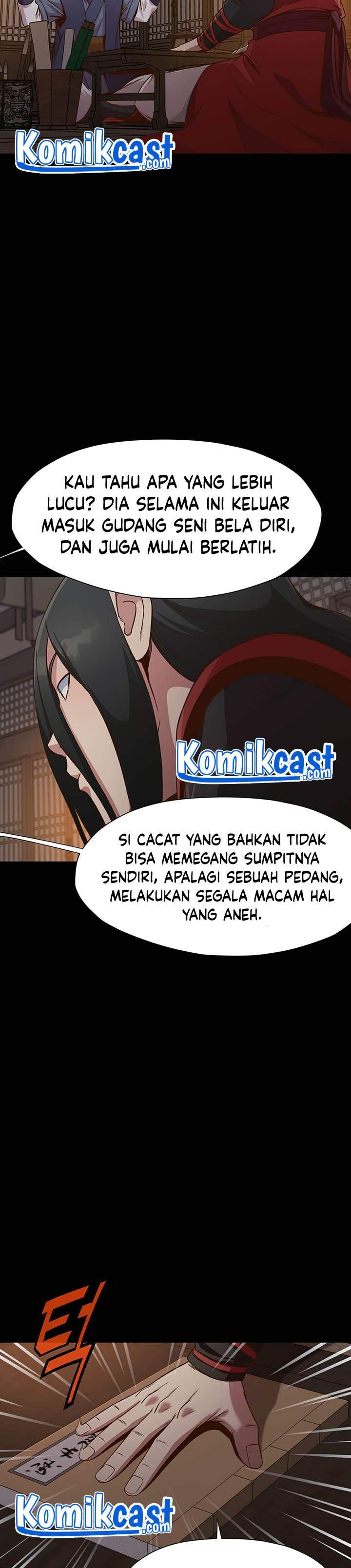Heavenly Martial God Chapter 8