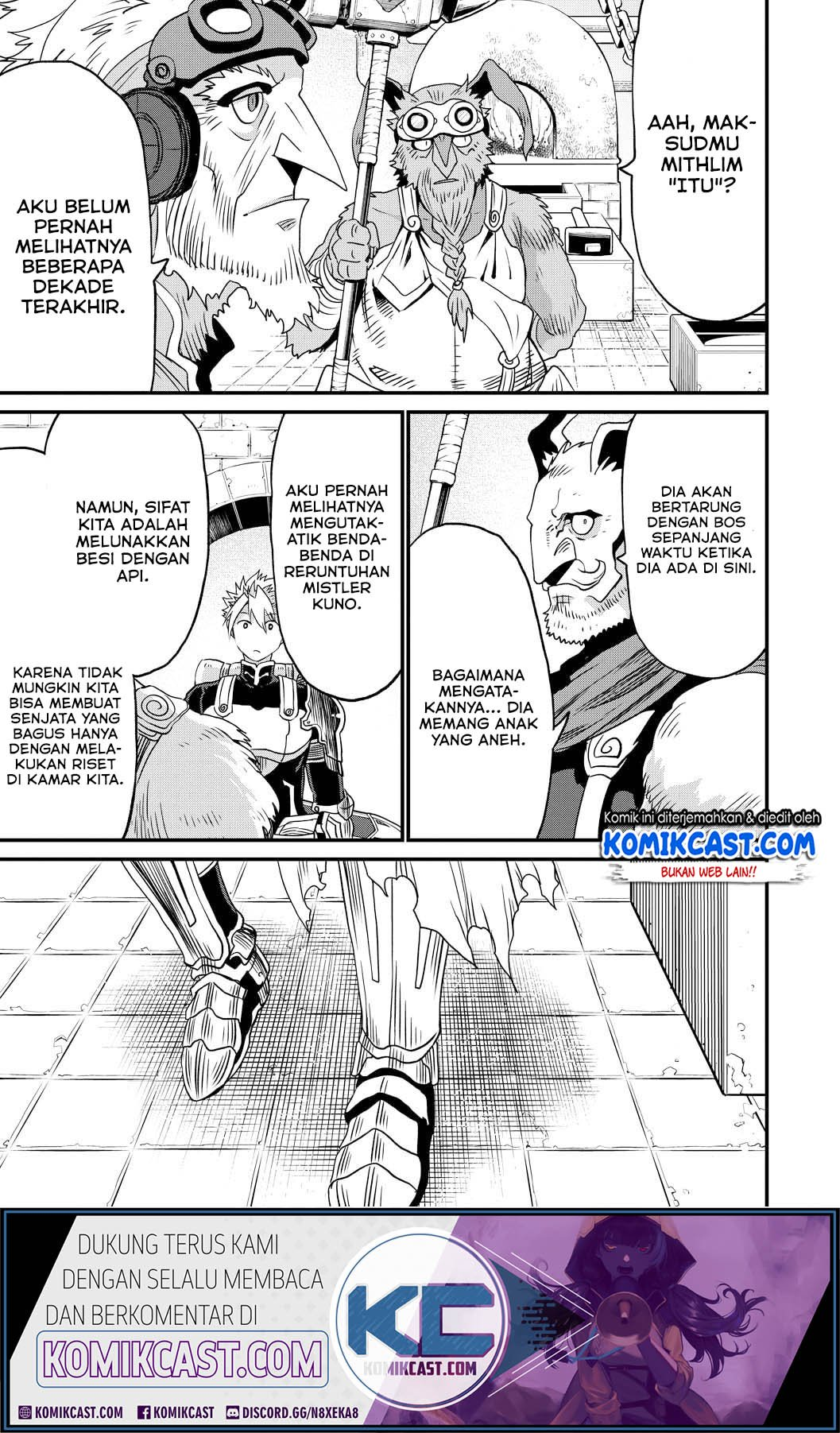 Peter Grill to Kenja no Jikan Chapter 23