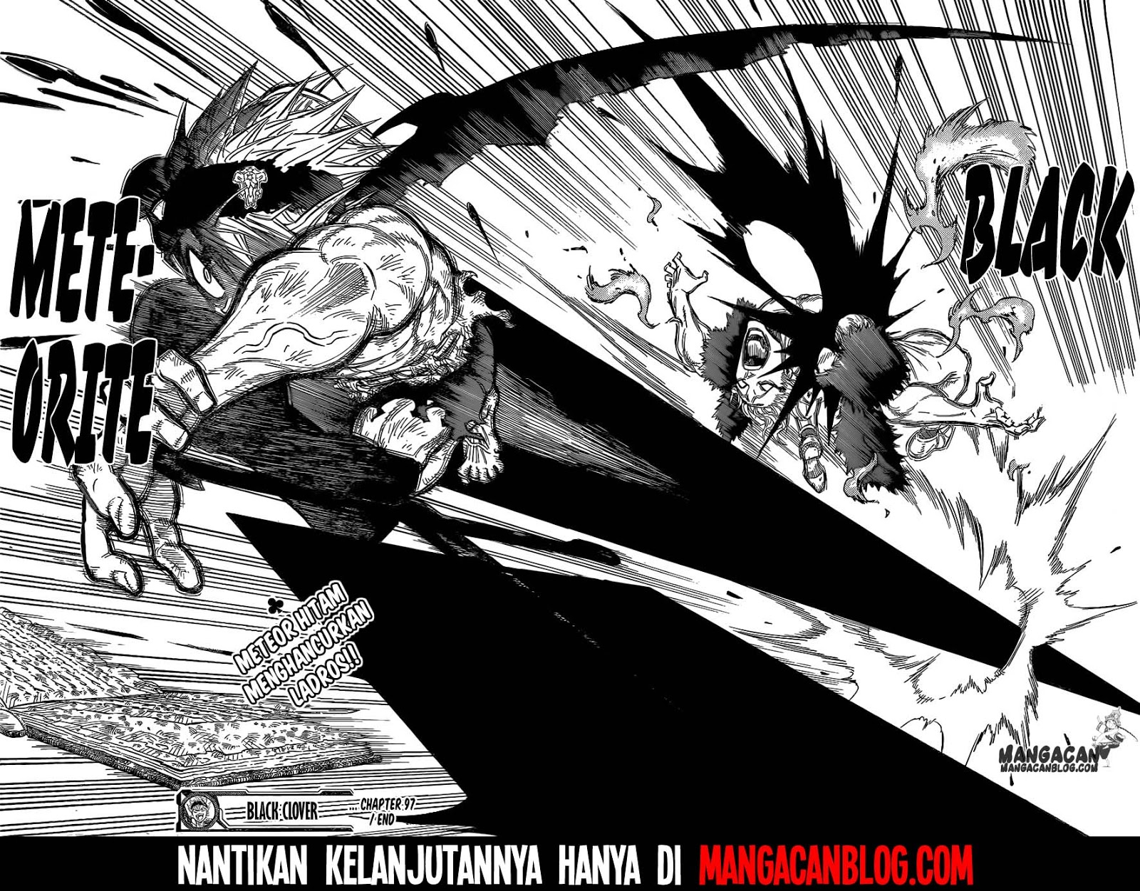 Black Clover Chapter 97