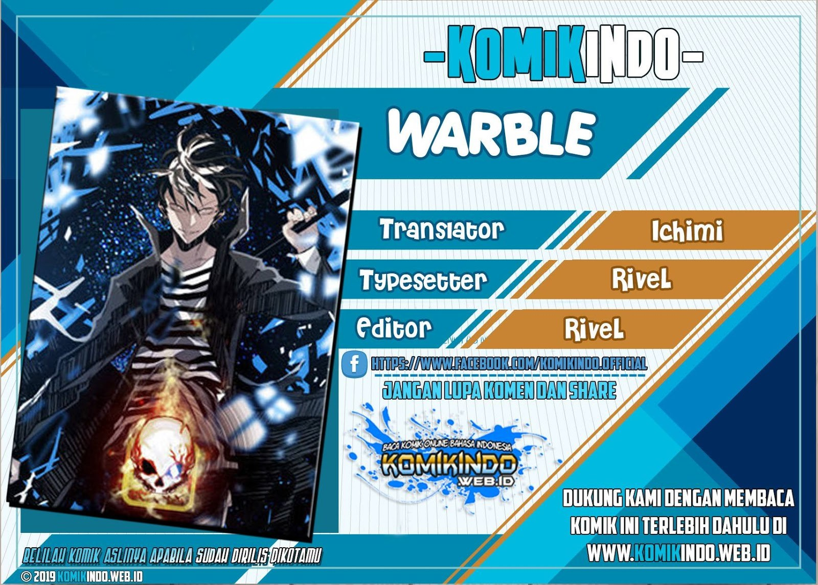 Warble Chapter 17