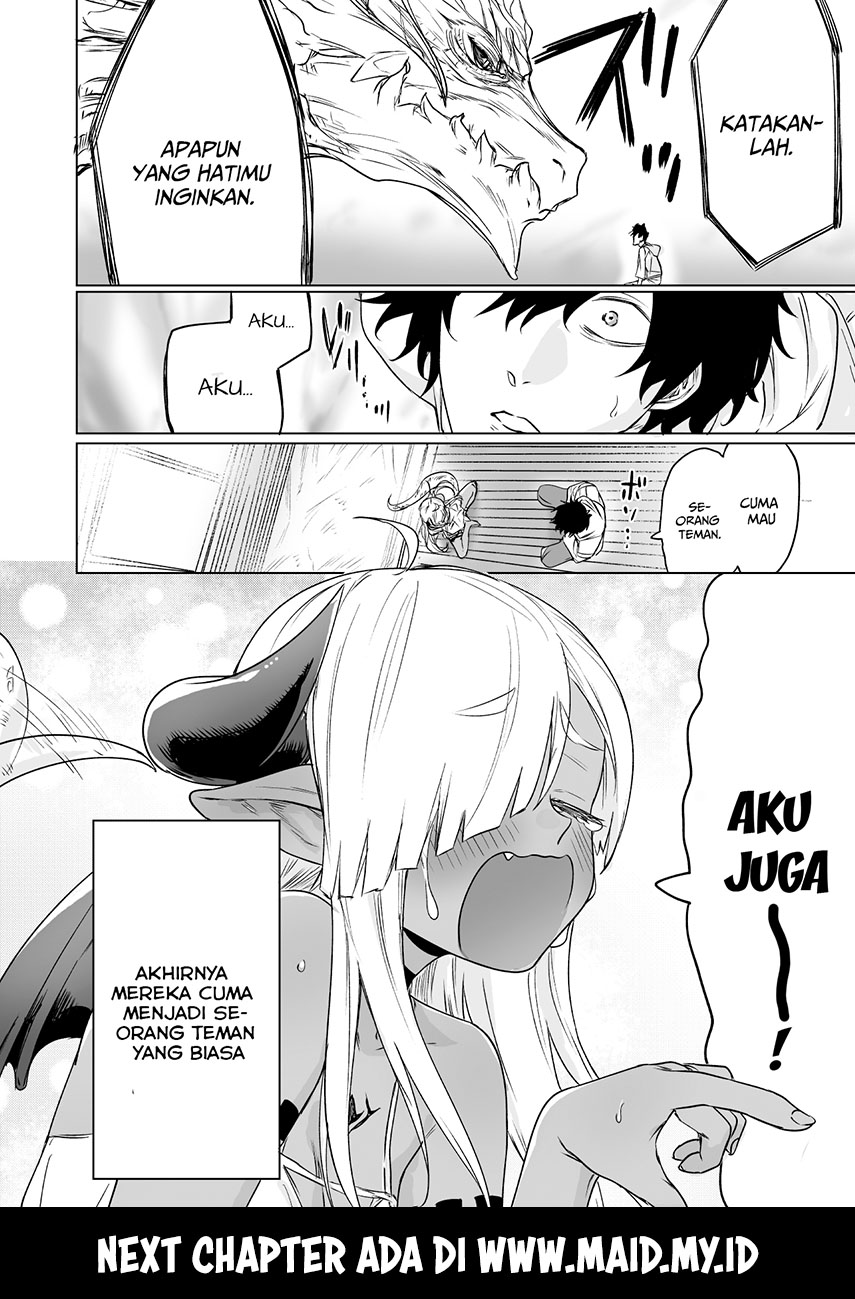 Spoiler Manga An Evil Dragon That Was Sealed Away For 300 Years Became My Friend 1