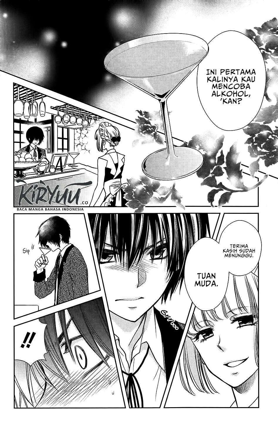 Kaichou wa Maid-sama! Marriage Chapter 6