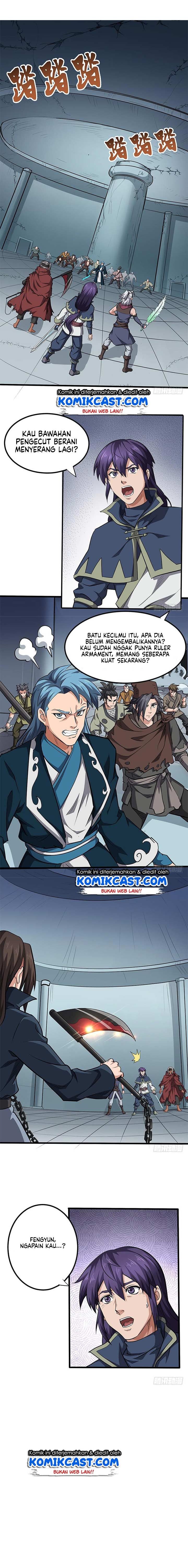 Chaotic Sword God Chapter 137