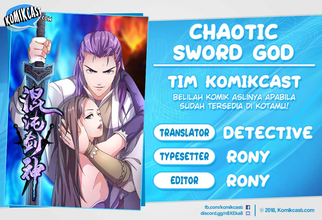 Chaotic Sword God Chapter 141