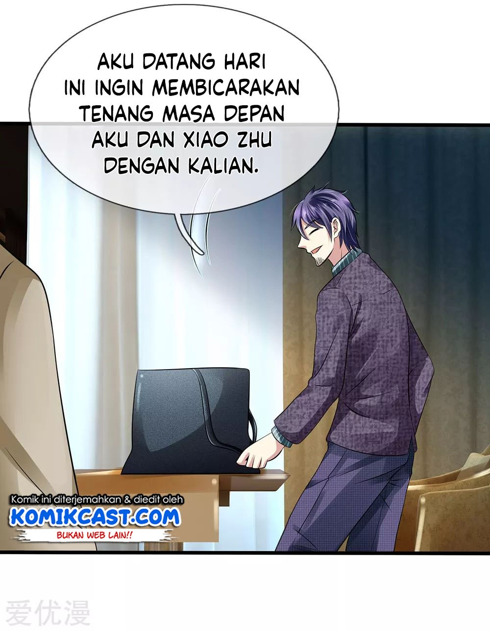 City of Heaven TimeStamp Chapter 95