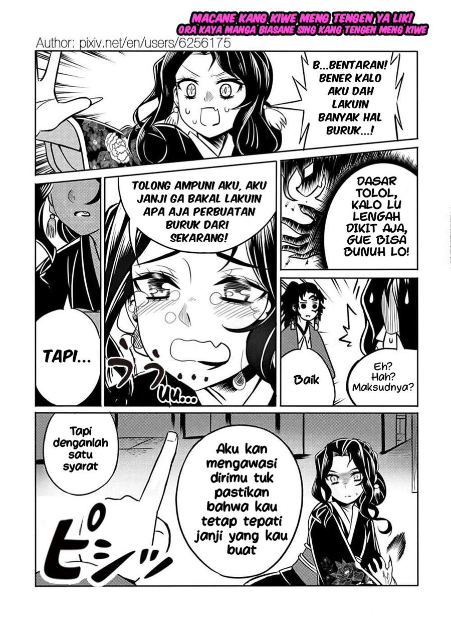 Spoiler Manga Kimetsu no Yaiba – Here's Another Possibility 1