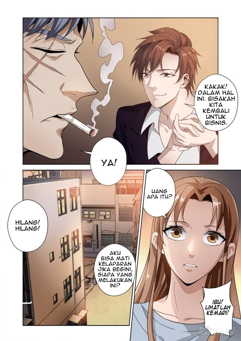 Spoiler Manhua Strongest System Yan Luo 3