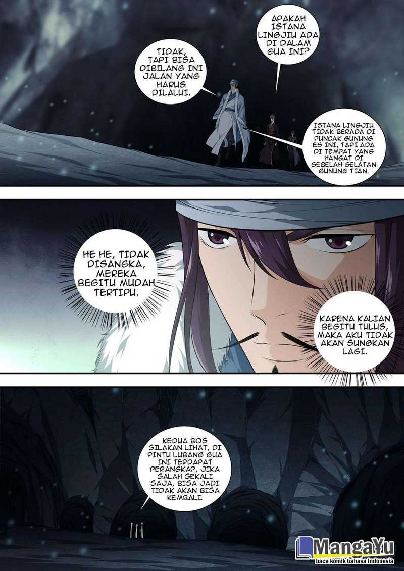 Strongest System Yan Luo Chapter 27