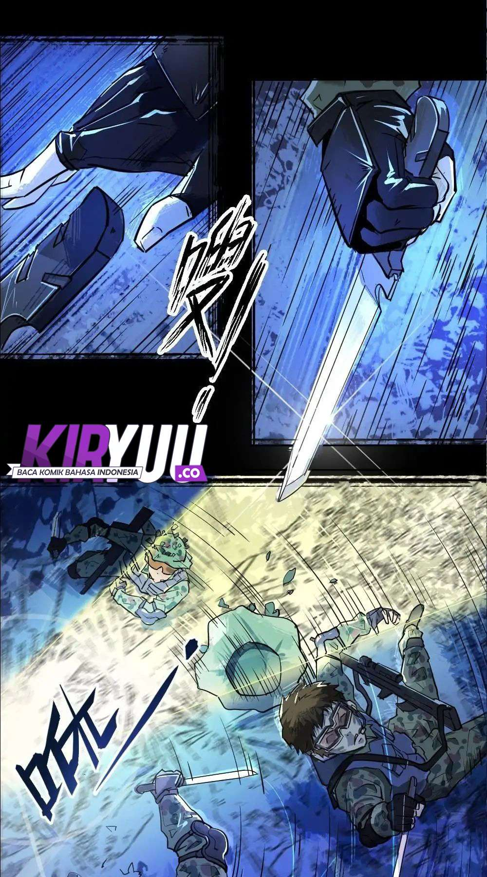 Spoiler Manhua The Great Soldier 1