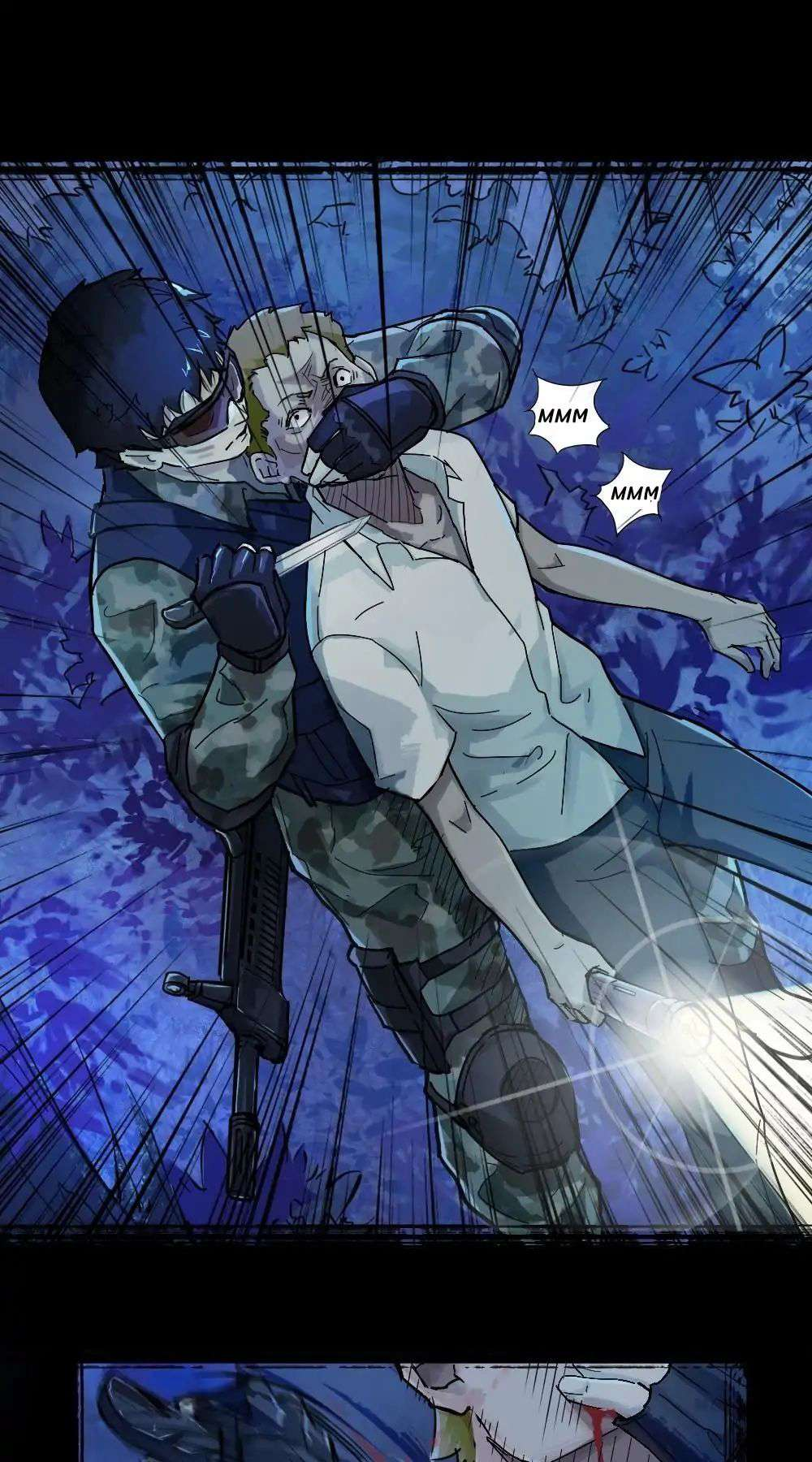 Spoiler Manhua The Great Soldier 3