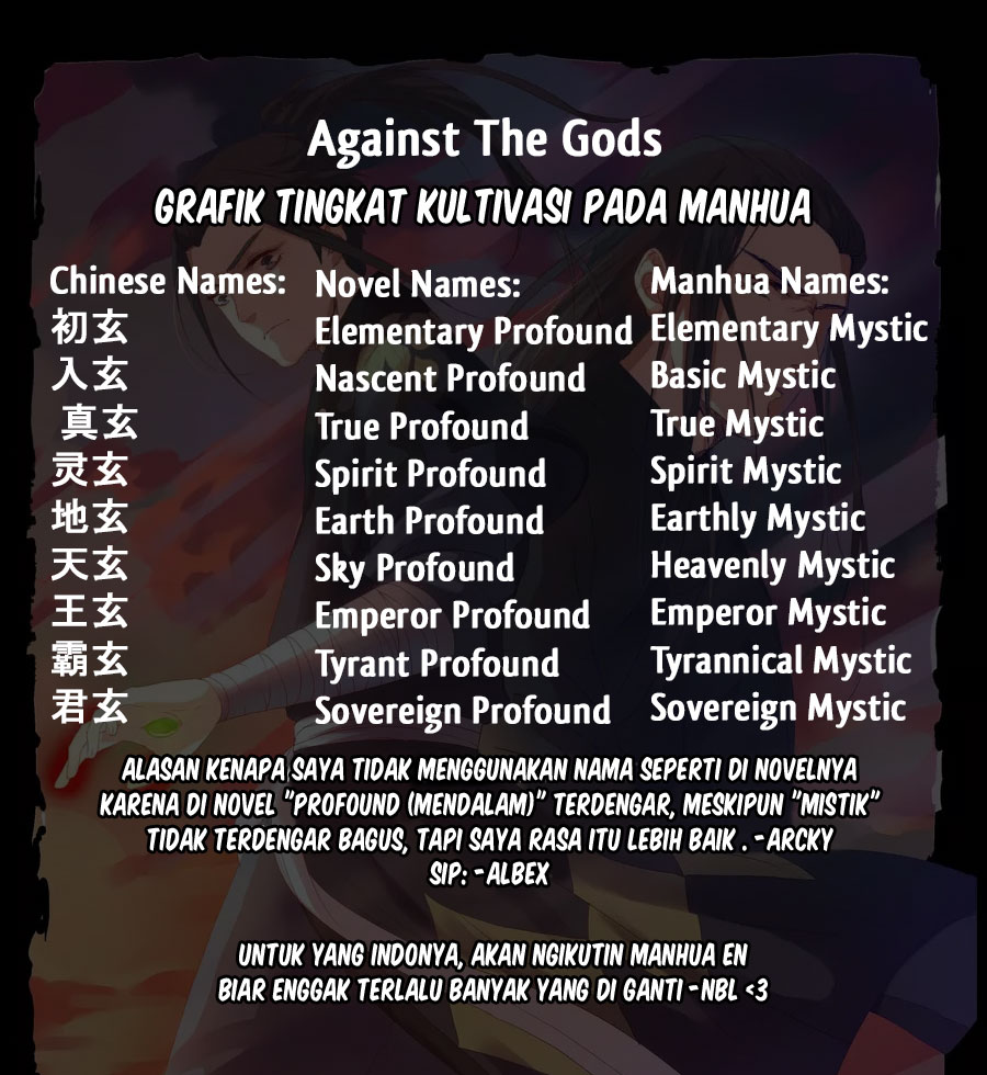 Against the Gods Chapter 146