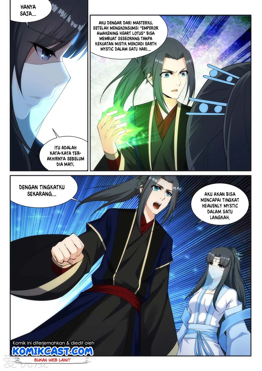 Against the Gods Chapter 152