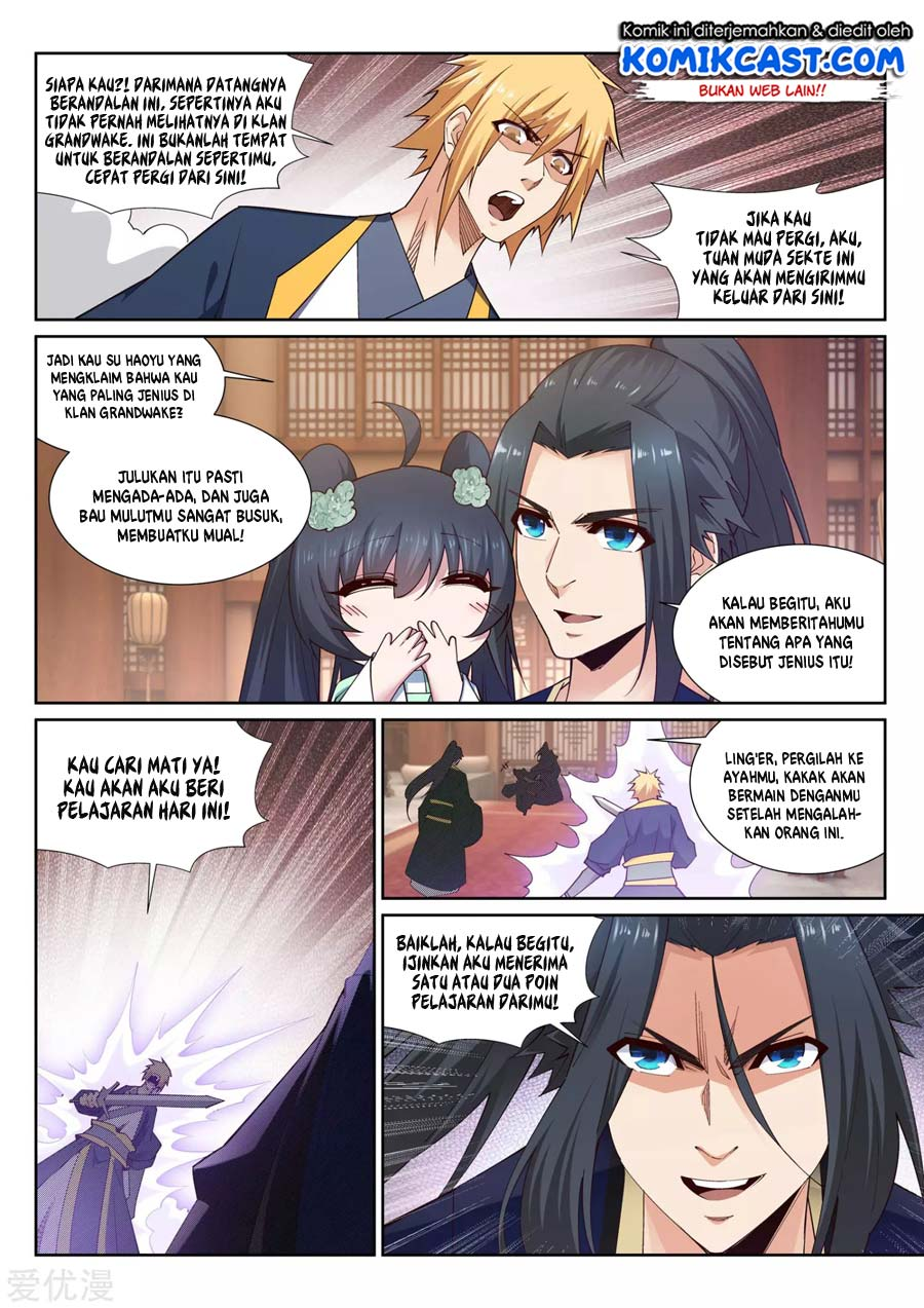 Against the Gods Chapter 157