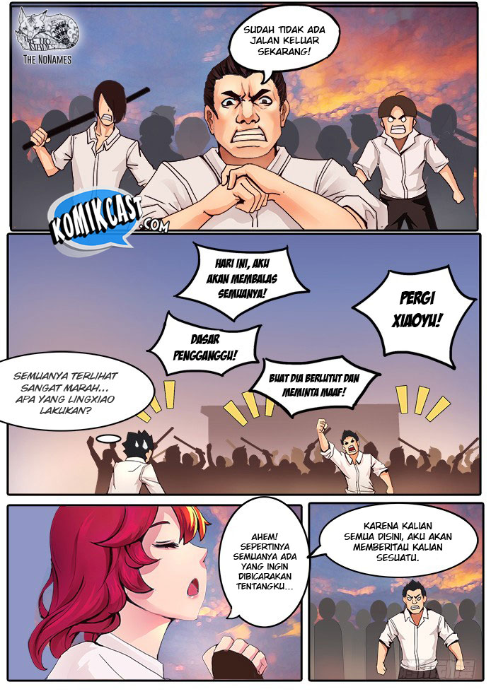 Spoiler Manhua Girl and Science 4