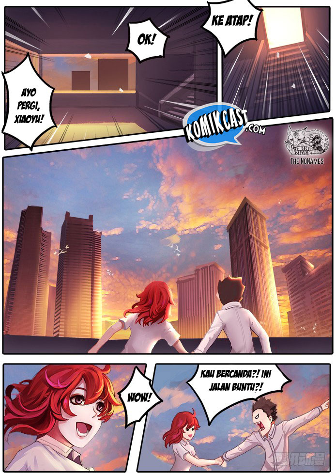 Spoiler Manhua Girl and Science 2