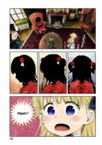 Spoiler Manga Shadows House 3