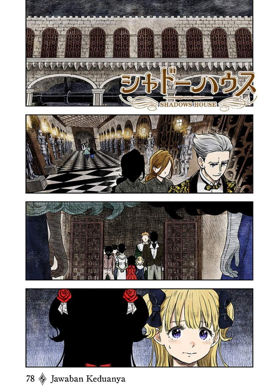 Shadows House Chapter 78