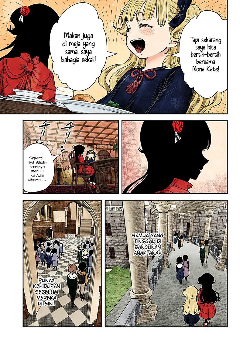 Shadows House Chapter 80