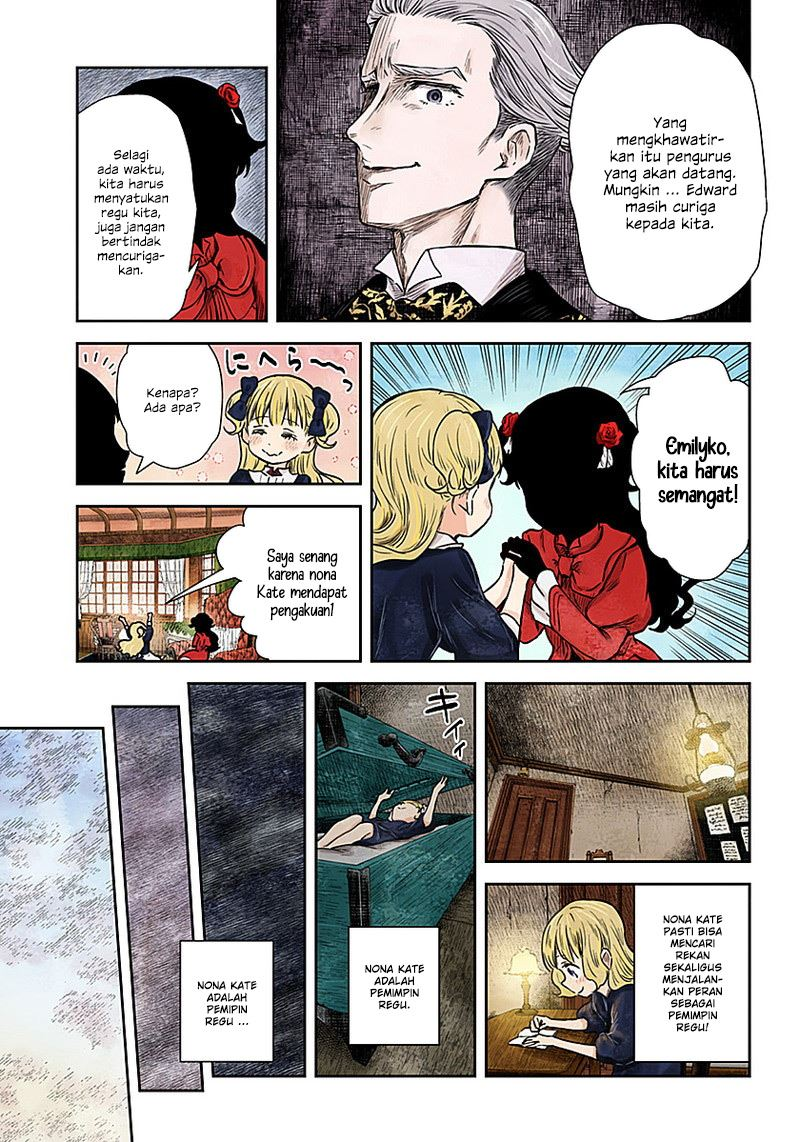 Shadows House Chapter 81