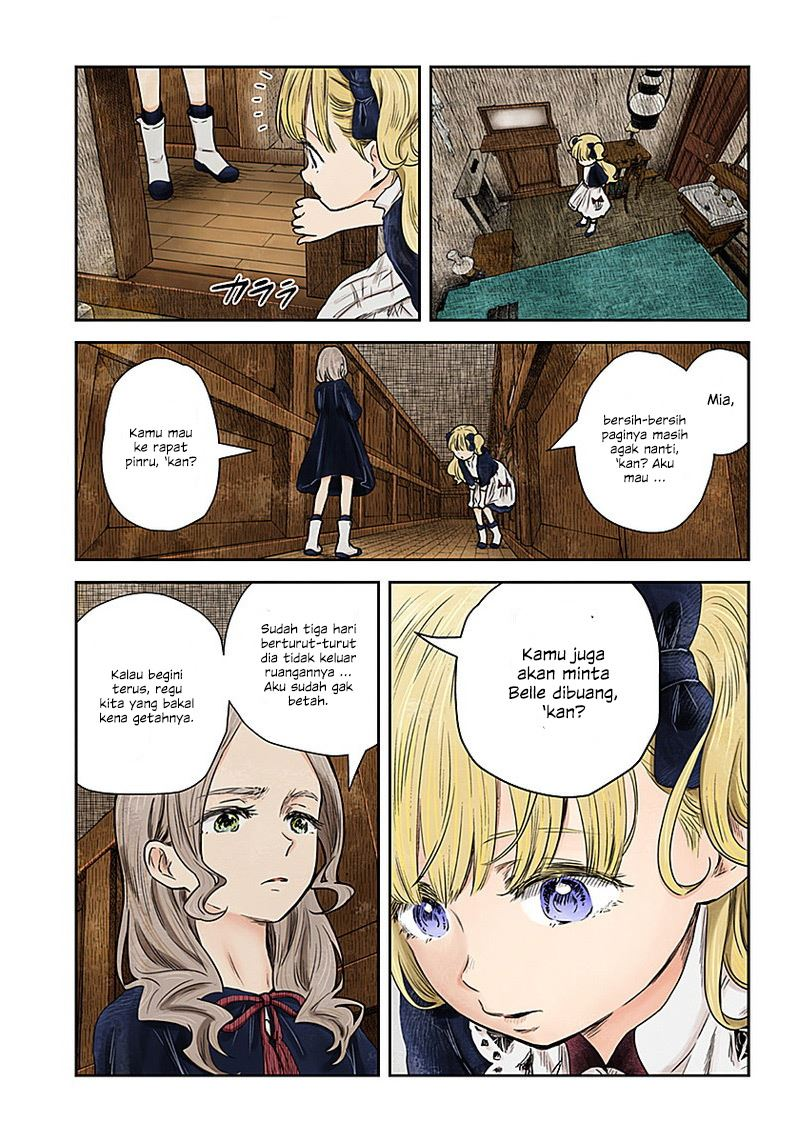 Shadows House Chapter 82
