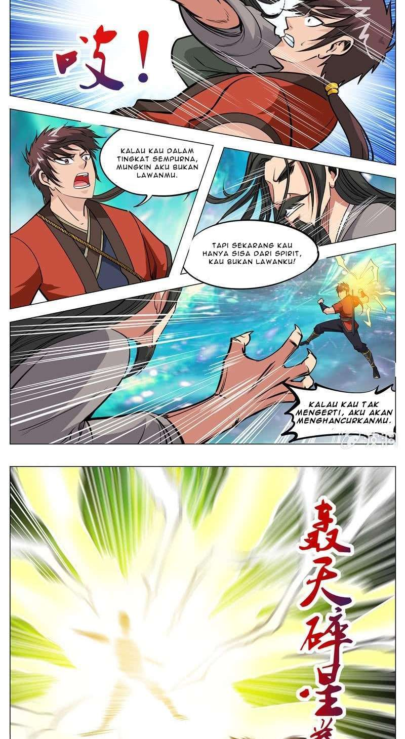Greatest Sword Immortal Chapter 127