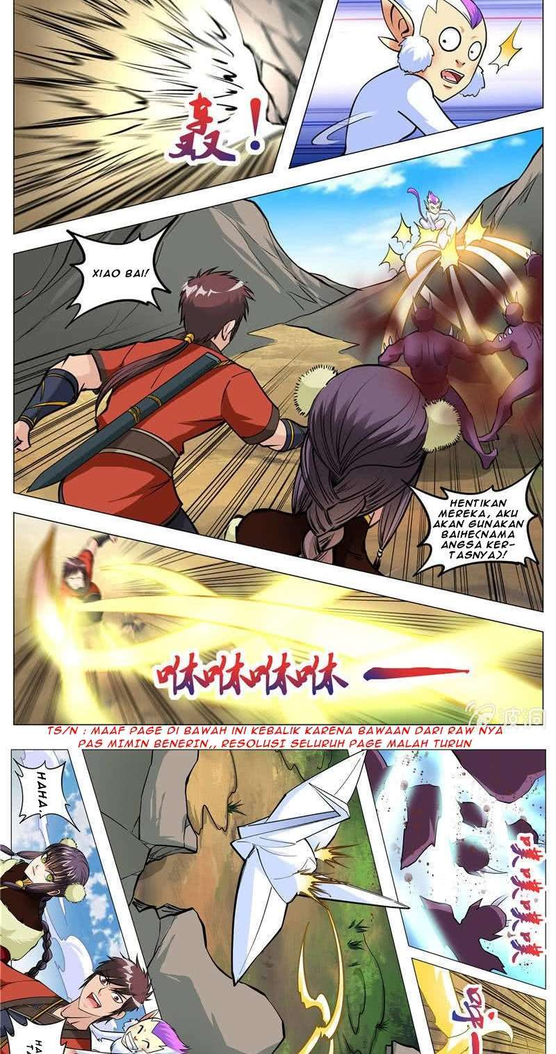 Greatest Sword Immortal Chapter 140