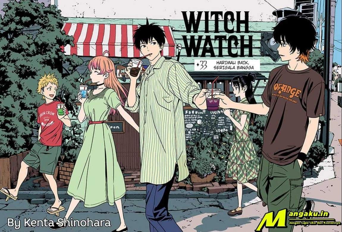 Witch Watch Chapter 33
