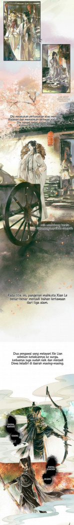 Spoiler Manhua Heaven Official's Blessing 2
