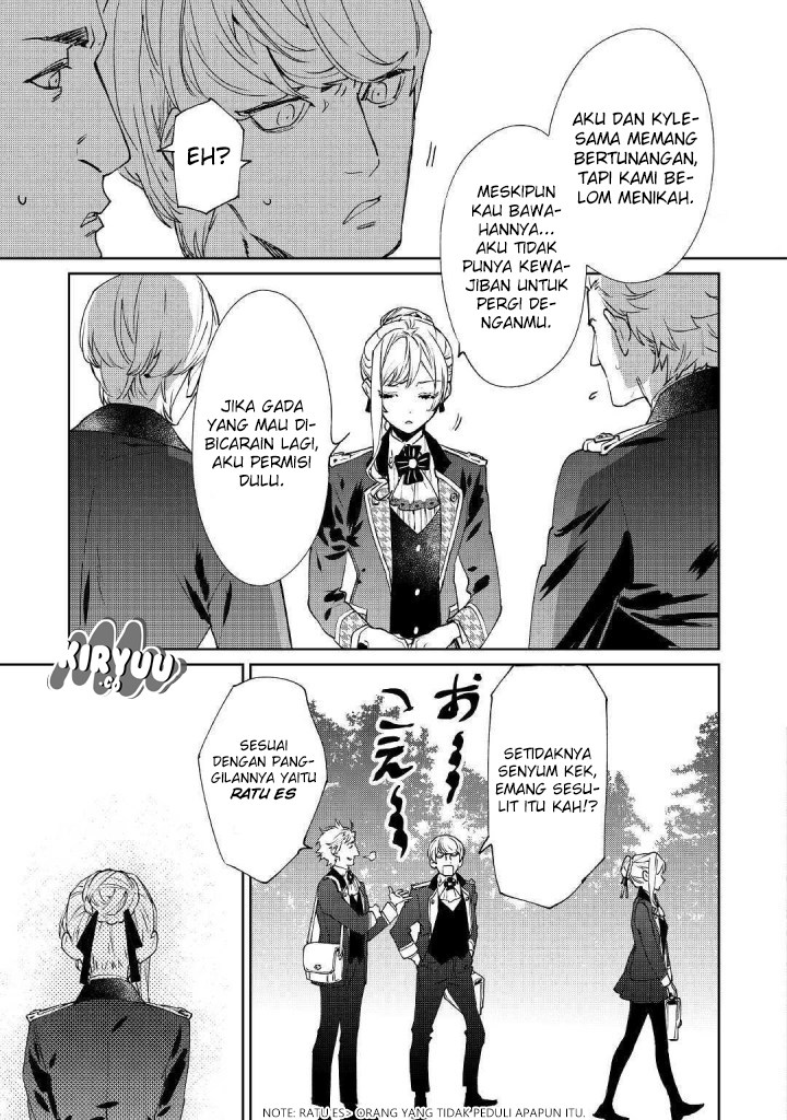 Spoiler Manga May I Ask for One Final Thing? 1