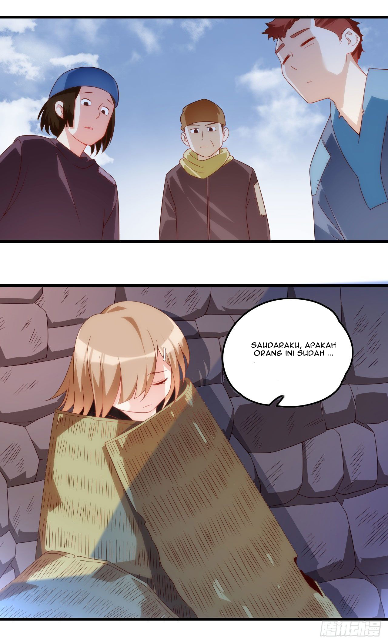 Useless Young Master Chapter 39