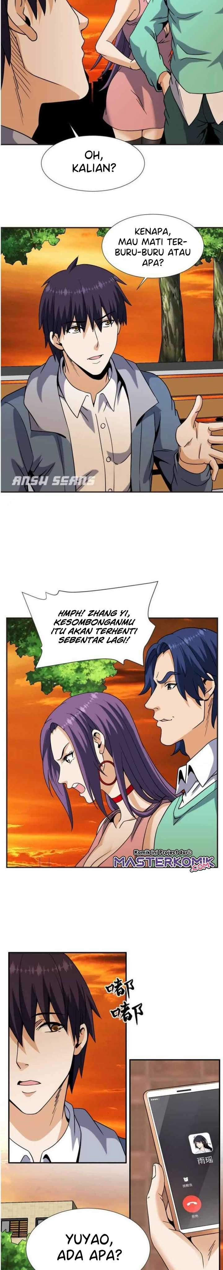City Immortal Emperor: Dragon King Temple Chapter 59