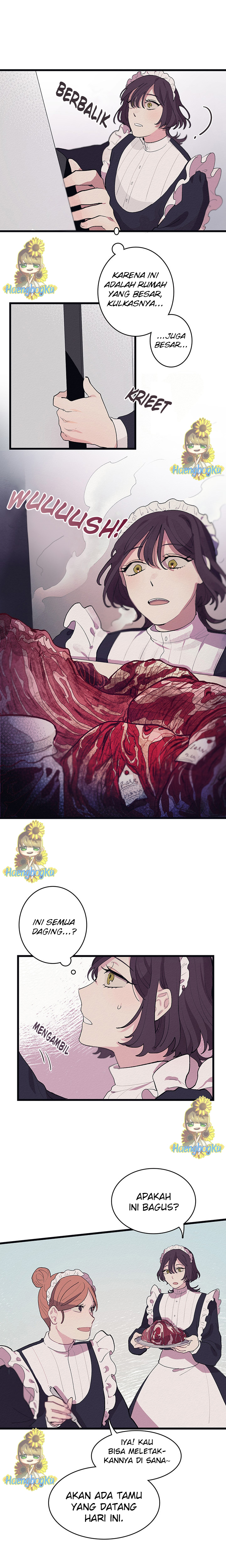 Spoiler Manhwa A Lady's Table 1