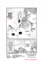 Spoiler Manga A Story about a Cat Reincarnated in a Different World Where There are no Cats 3