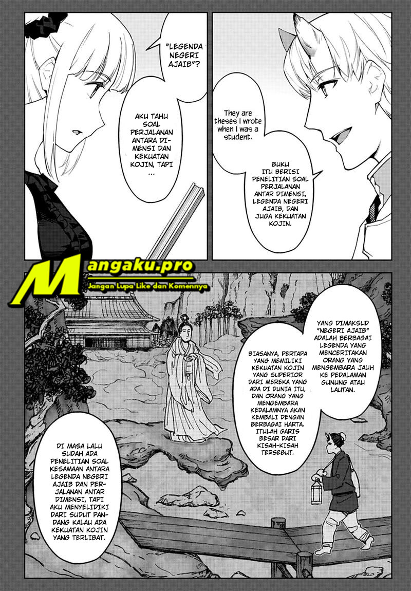 Darwin's Game Chapter 86.1