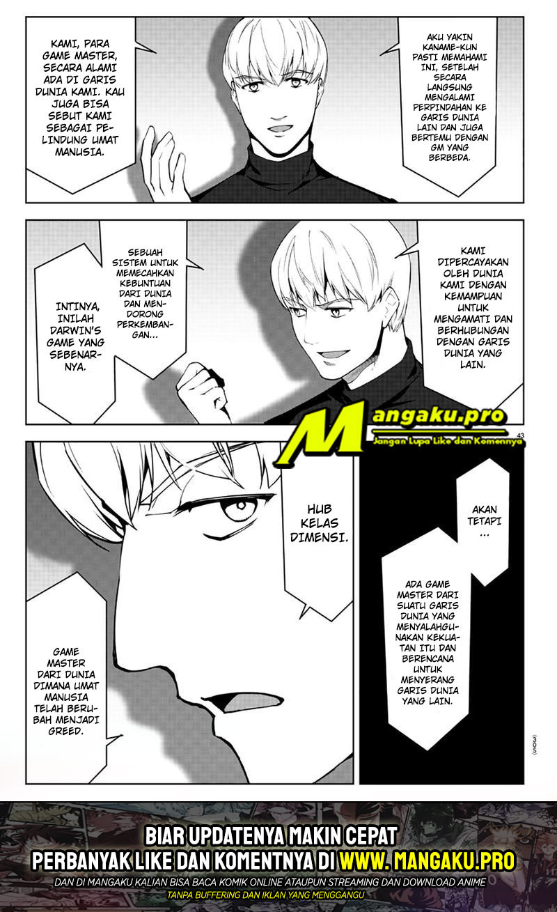Darwin's Game Chapter 86.2