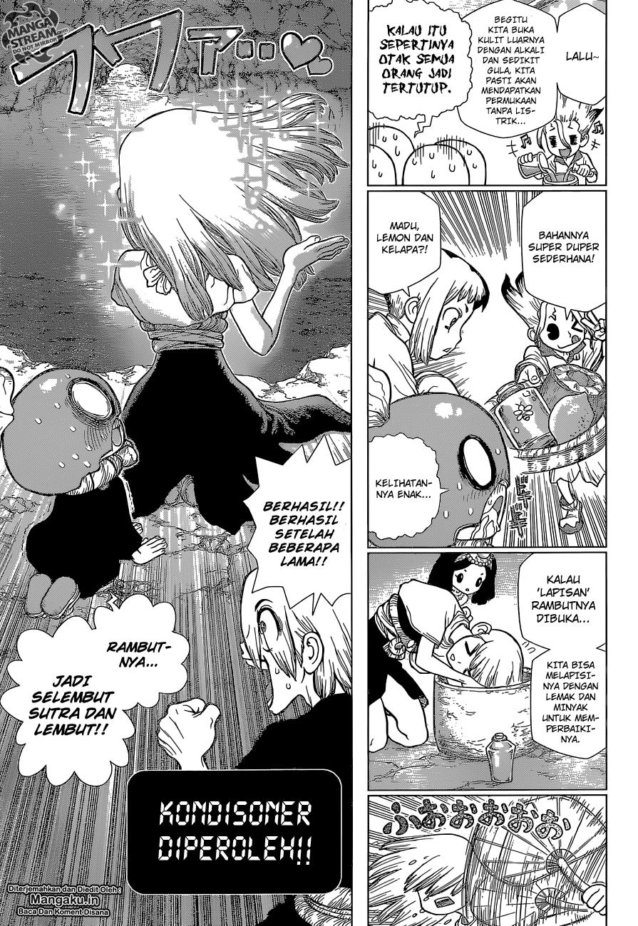 Dr. Stone Chapter 110