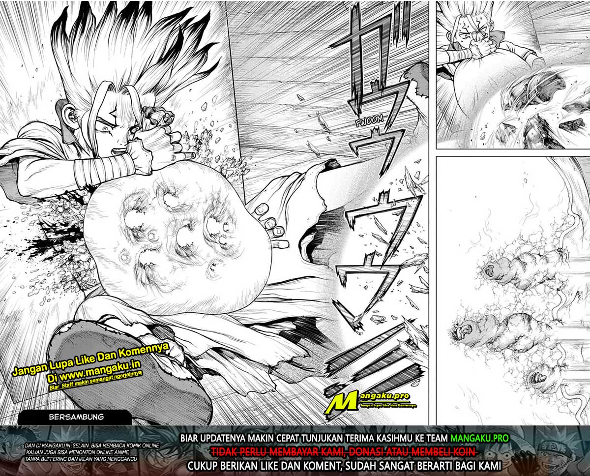 Dr. Stone Chapter 159