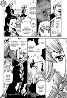 Dr. Stone Chapter 19