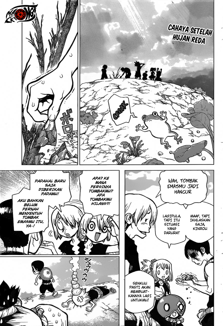 Dr. Stone Chapter 25