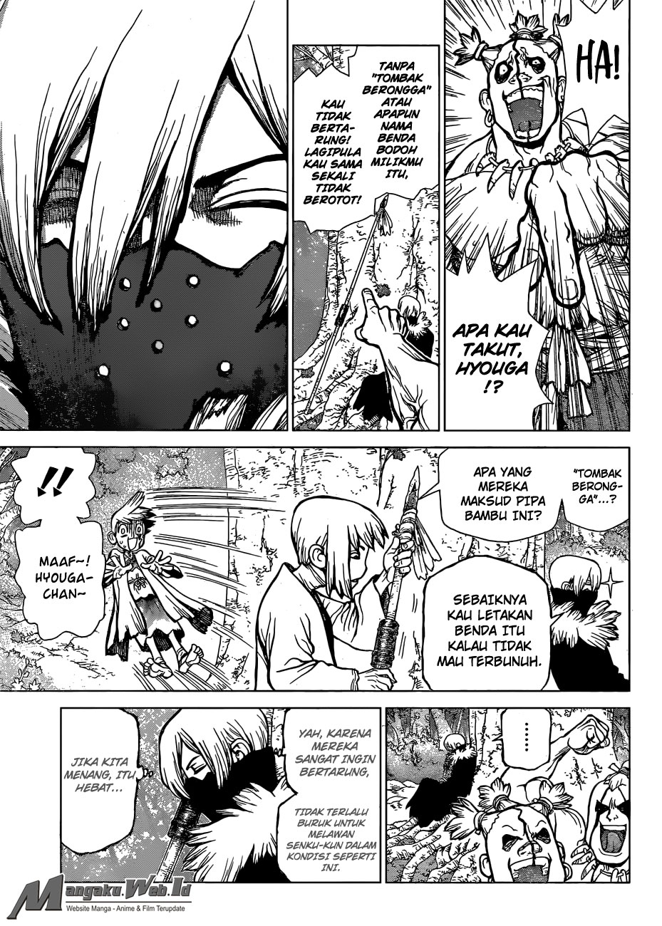 Dr. Stone Chapter 47