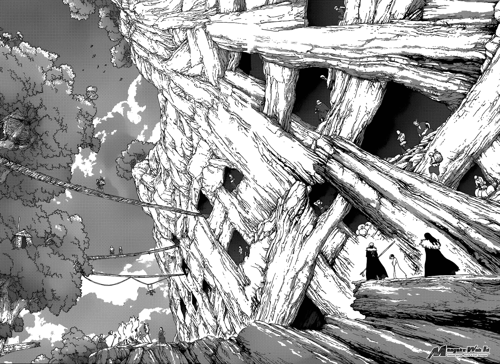 Dr. Stone Chapter 50