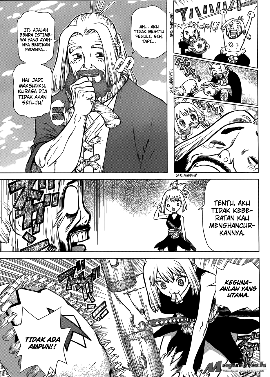 Dr. Stone Chapter 52
