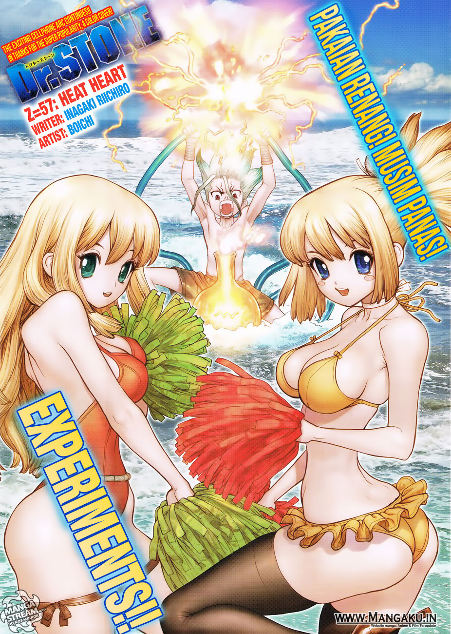 Dr. Stone Chapter 57