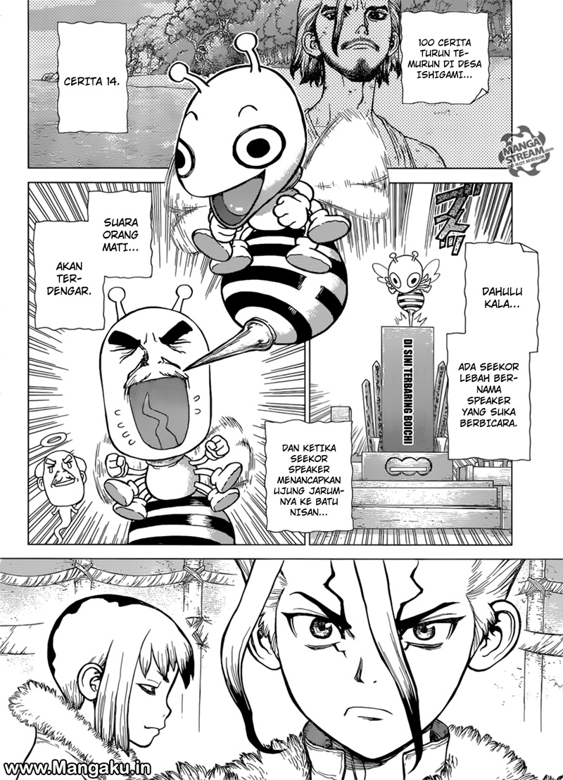 Dr. Stone Chapter 59
