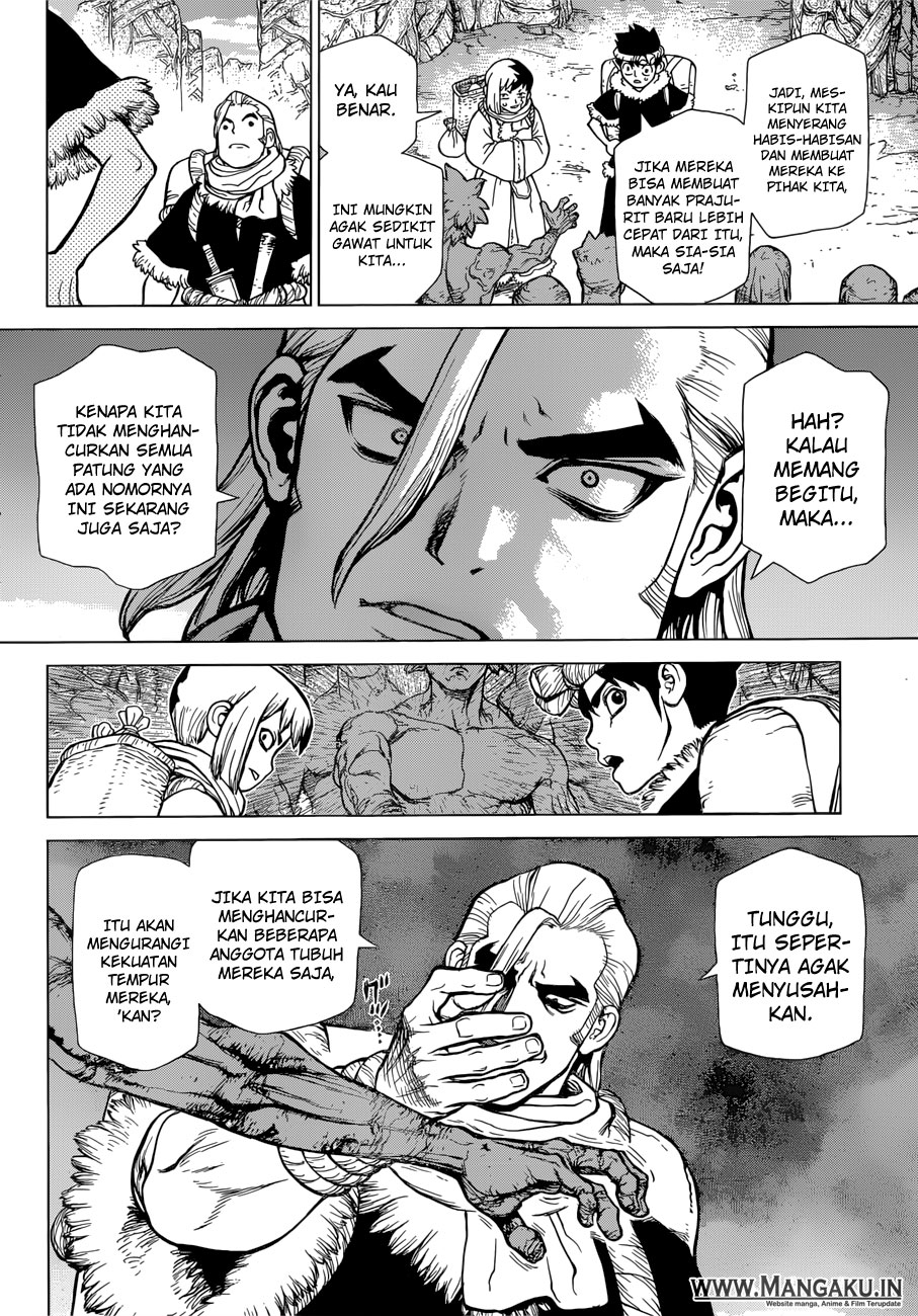 Dr. Stone Chapter 64