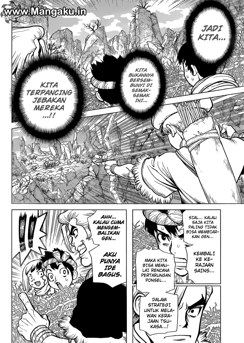 Dr. Stone Chapter 65