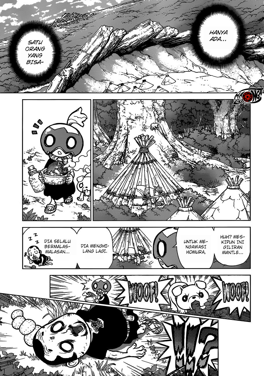 Dr. Stone Chapter 79