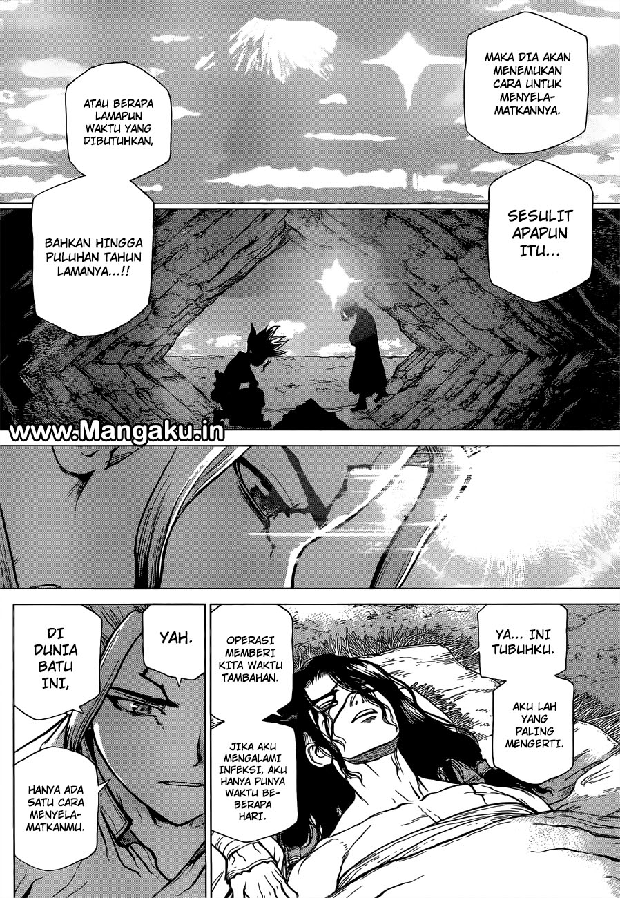 Dr. Stone Chapter 83