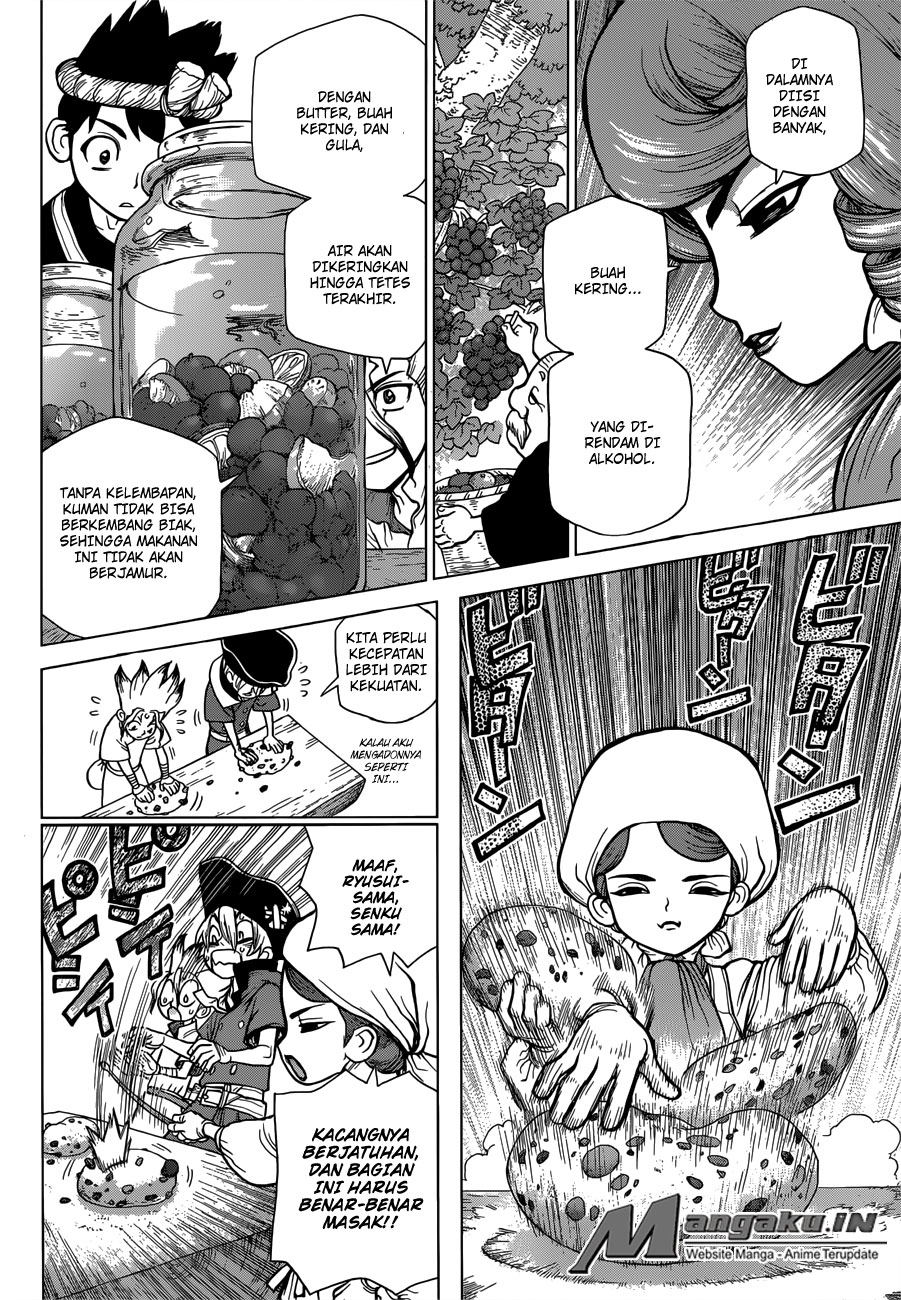 Dr. Stone Chapter 92