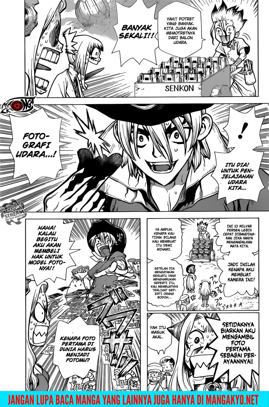 Dr. Stone Chapter 93